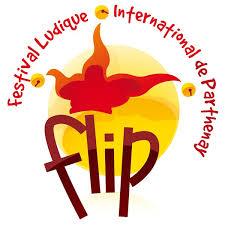 logo flip