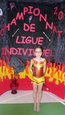 Thalia sélectionnée pour le championnat de France