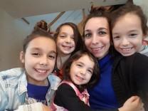 Une journée d'attente stressante où j'ai besoin de mes filles