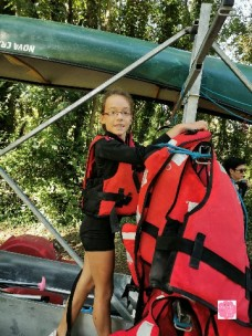 Journée canoë kayak